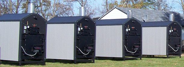 Legend Outdoor Wood Furnaces
